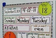 Calendar Boards / by Mary Dougherty
