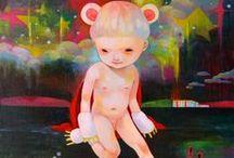 children of this planet (hikari shimoda) / by Finkiyaya