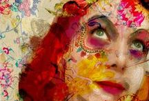 sarah jarrett ~ iphoneographer / a landscape of dreams / by Finkiyaya