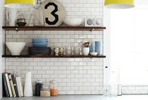 Kitchen Inspiration / by Ashley Vito