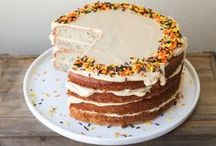 CAKE / Delicious cake recipes. / by A Thrifty Mrs