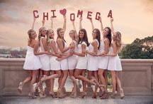 Chi Omega❤ / by Blair Borsuk
