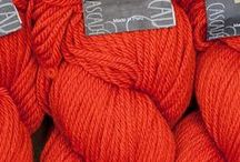 Yarn / All types of yarn that I use or would like to use.... / by Audrey Kerchner Studios