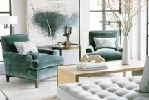 Inspiration- Living Spaces / by Kara Eastham