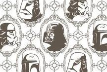 Stars Wars Geekery / by Alisa Benay