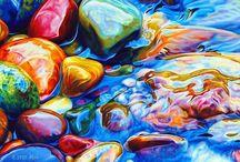 Artful visions... / by Kanani Mahelona