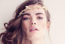 Bridal Hair & Make Up / Je bent nu helemaal gekleed, tijd dus om te besluiten wat je met je haar en make up gaat doen!  / by Covers Couture Bruidsmode