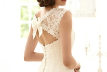 Wedding Dress Inspiration / by Alisa Benay