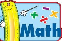Math / by Nancy Full