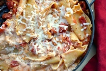 I <3 Pasta! / Board dedicated to my pasta addiction.  #pasta #dinner #recipes #food / by Carrie Rudy