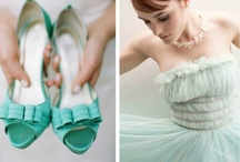 Minty Fresh Wedding / by Covers Couture Bruidsmode