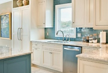 Home - Kitchen / by Karen Riley-Belle (Bella Events by Kay)