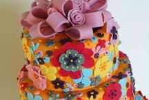 PARTY | Cakes and Cookies / Love abut of cake or cookies anytime of the day and any occasion! / by Katherine Earl