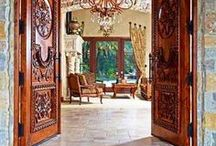 526 Tuscany Street / Feel the warmth of old world style! / by We three Pinners