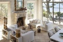 { Beautiful Indoor Spaces } / by Emily Hallman