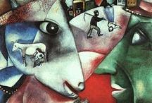 Chagall / by Marie Austin