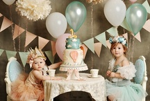 Party inspiration / by Stephanie Lindsley Breuner