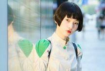 Asian fashion / by Ng Qi Hui