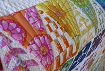 Creative Fabric, Yarn, Quilting, Sewing ideas to inspire me / Just a nice mix of things related to fabric, quilting, sewing, textiles. / by Joan Lowder