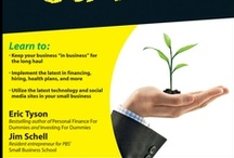 Small Business Help & How To  / Small Business Start-up, marketing, and financial resources  / by For Dummies