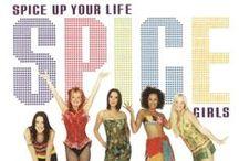 Spice Girls / Spice Girls / by Gabi Medina