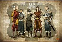 Legend of Korra & Avatar / by Samantha Griego