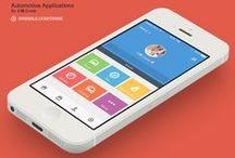 Apps (iOS, Android e Windows Phone) / Design de apps / by Gabi Medina