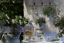 outdoor spaces~ / by Patty Sweeney-Shevchik