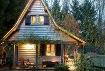 dream homes~ / by Patty Sweeney-Shevchik