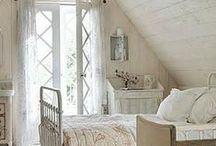 sweet bedrooms~ / by Patty Sweeney-Shevchik