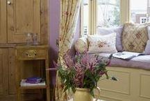 cozy living spaces~ / by Patty Sweeney-Shevchik