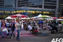 Fountain Square / Find out about the events and happenings in the heart of the city, on Fountain Square / by Downtown Cincinnati Inc.