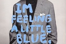 blues / by Gaelle Mellis