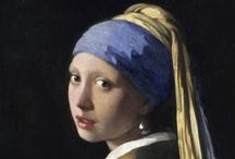 art by vermeer / by Gaelle Mellis