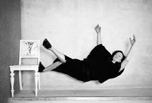 falling / by Gaelle Mellis