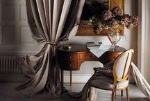 """sweet home(s)... & other(s) idea(s)... / simplement des choses, vues ici ou là, et que je trouve intéressantes : aménagements, associations ou dispositions d'objets, idées astucieuses et petits """"trucs"""" qui facilitent la vie, objets originaux, jolis décors... un peu de tout et rien, avec juste un point commun : la maison !... home, sweet home... / by Isabelle de Beukelaer"""