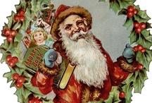 Christmas : freebies / pour la déco de la maison ou du sapin, pour vos cadeaux, pour vos pages et albums de scrap, pour vos cartes, ou pour tout ce que vous voudrez en faire, des freebies de toutes sortes : cliquez, téléchargez, créez !... c'est tout pour vous... et c'est tout gratuit, parce que nos cadeaux de Noël à nous, c'est toute l'année !... / by Isabelle de Beukelaer