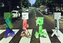 Minecraft / by Larraine Pearson