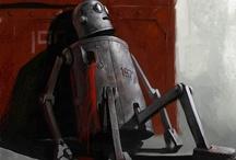ROBOTS / by ALLYSON . BURKE