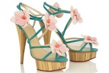 Shoe Heaven / by Kristina DeMilt