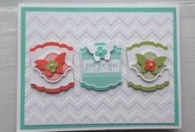 Stampin Up 3 / by Meralee Smith