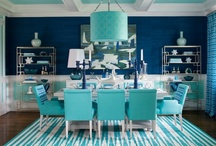 Delightful Dining Rooms / by Kathy Donnelly