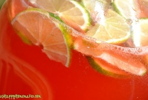 Cold Drinks / by Katy Wortham