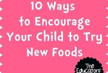 Foods for kids / by Ilda Martins