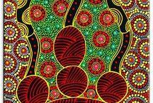 aboriginal textiles / by Ilda Martins