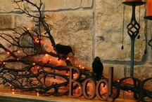 Spook-tacular! / Halloween spookiness--ravens, scratch cats, the odd and the eerie. / by Catherine Bruhn