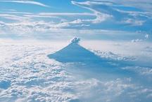 Amazing Mount Fuji / A mountain representing Japanese beautiful scenery. / by Shigeru Nagahisa