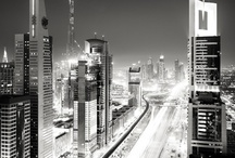 Cities - Mid East & Africa / by Shigeru Nagahisa