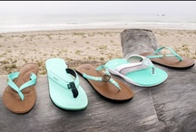 spring {style} / Meet our colorful, cute and always comfy shoes and sandals, new from the Ocean Minded Spring 2013 Collection! / by Ocean Minded