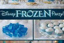 Frozen Birthday Party / by Kathy Sheffer